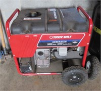 TroyBilt 5000 Watt Generator 305cc Engine