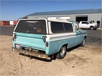 1964 GMC PICKUP CUSTOM V6