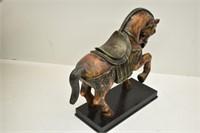 Trojan Horse Figurine