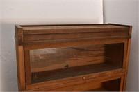 Antique Lawyers Bookcase