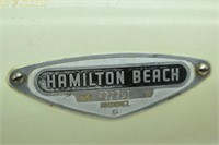 Vintage 1950s Hamilton Beach Model G Handheld