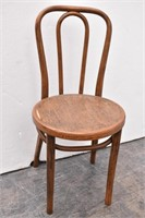 (1944) Great Northern Chair Co. Bow Back Chair