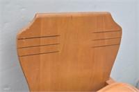 Solid Wood Vintage High Chair