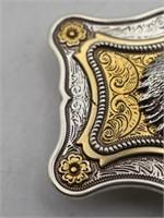 Eagle Design 2007 Belt Buckle