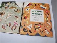 (6) Vintage Children's Books
