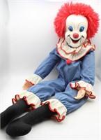 Larry Harmon BOZO the CLOWN Soft Body Doll
