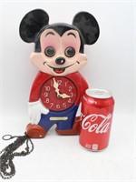 Vintage MI-KEN Mickey Mouse Walt Disney Moving
