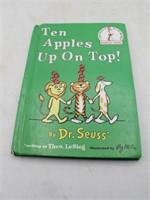 (3) Dr. Seuss Books & (1) P.D. Eastman