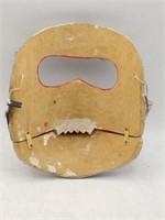 Collectible Hand Painted Wooden Monkey Mask