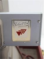 Selectron Semimatic TDC VIVID Slide Projector