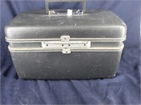 Vtg. Cosmetic Case Luggage-No Brand