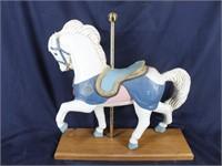 "LARGE 16"" PJ's Carousel Horse Illions Style"