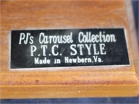 PJ's Carousel Collection P.T.C. Style Horse