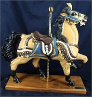 LARGE PJ's Carousel 1900's Muller Horse Replica