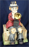 """WACO """"Willy the Hobo"""" Music in MOTION Porcelain"""