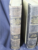 """(6 Volumes) 1915 """"The New Practical Reference"""