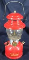 1955 COLEMAN Red Lantern Model 200A