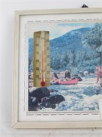 (2) Small Thermometer Advertising Pictures