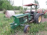 1974 John Deere 2630 Diesel Tractor