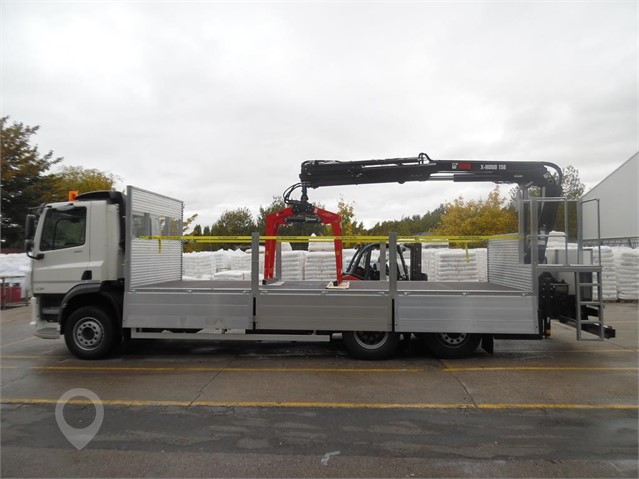 1900 DAF CF320 at TruckLocator.ie