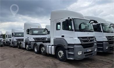 2013 MERCEDES-BENZ AXOR 2540 at TruckLocator.ie