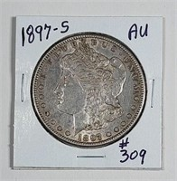 May 20th.  Consignment Coin, Currency & Token Auction