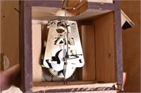 Small Cuckoo Clock-Made in Germany -needs repair