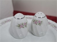 """32pc Dansico """"Teahouse Rose? China Service for 8"""