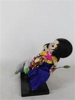 Korean Asian Boy Girl Doll Couple Figurine