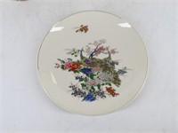 (4) Piece Set of Japanese Peacock China