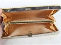 Ladies Vintage Pearl Evening Clutch