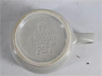 Set of 9 Yorktowne Pfaltzgraff Cups & Saucers