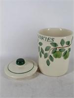 Crock Shop Santa Anna CA Cookie Jar