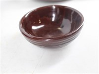 (15) Pcs MAR-CREST Brown Oven Ware Pottery