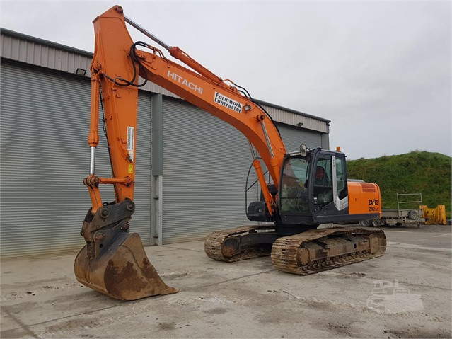 2012 HITACHI ZX210 LC-3 at www.glenvalleyplant.co.uk