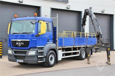 2012 MAN TGS 26.360 at TruckLocator.ie