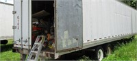 Unsearched 53' Storage Trailer Contents Online Auction