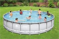 "New Coleman Power Steel 22' x 52"" Swimming Pool"