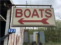 Online Only  Kalajainen's Boat Store Clean Out
