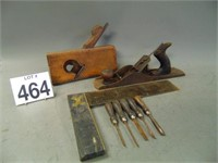 Antique Woodworking Tools and More