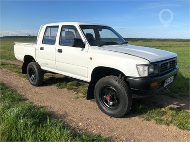 1997 TOYOTA HILUX at TruckLocator.ie