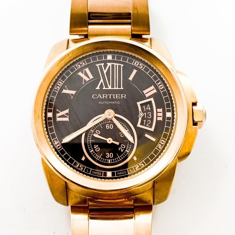RARE WATCH & JEWELRY Auction +Antiques, Art & More