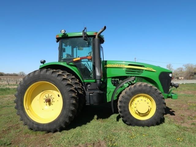 2005 JD 7920 Tractor #1RW7920D038140