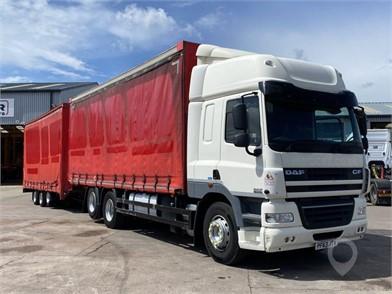 2013 DAF CF85.410 at TruckLocator.ie