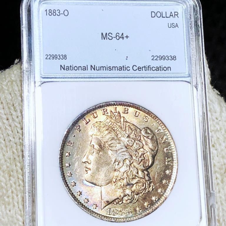 May 22nd International Business Mogul Rare Coin Sale P7