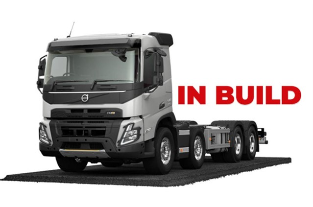 1900 VOLVO FMX420 at TruckLocator.ie