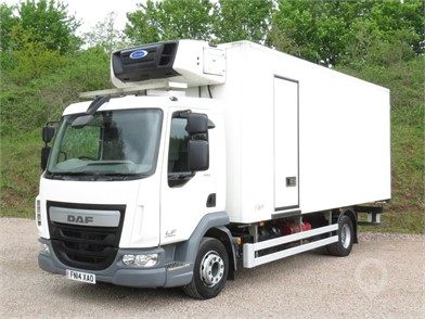 2014 DAF LF210 at TruckLocator.ie