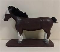 Quebec Folk Art Horse