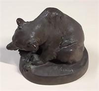 Meissen Bear - Augustus Gaul