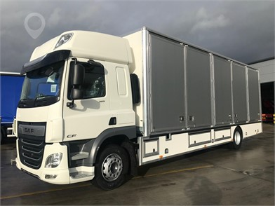 2021 DAF CF320 at TruckLocator.ie